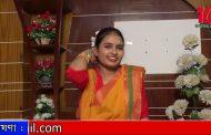 প্রতিভা''অনুষ্ঠানে নৃত্য পরিবেশনে শিল্পী সাদিয়া সুলতানা মুক্তা''উপস্থাপনায় আমিনুল